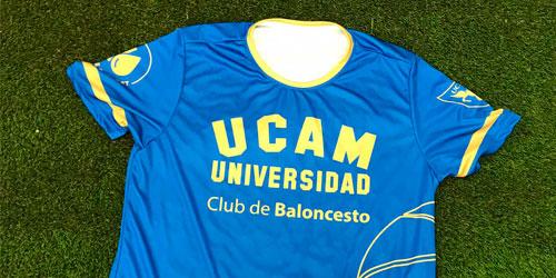 Centro Confort y el Club Baloncesto UCAM